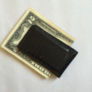 Other - Lizard Money Clip